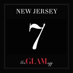 You're next, New Jersey!! || Start downloading, we'll see you in one week! #TheGlamApp