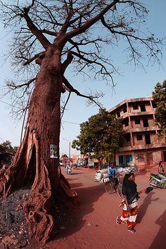 Bobo Dioulasso, centre ville