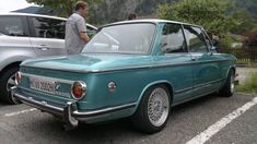 Bikes and Cars — BMW 2002 tii