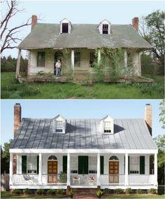 A Historic Mississippi Farmhouse Gets A Stunning Restoration!