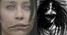 Creepy Tales About The Japanese Urban Legend Of The Slit-Mouthed Woman