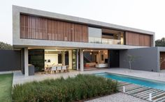 Gallery of House Jonker / Thomas Gouws Architects - 4