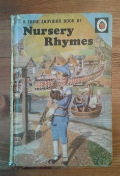 Vintage Matt Ladybird 'Third Book of Nursery Rhymes' 30p net 1978/79 in Children's Fiction   eBay