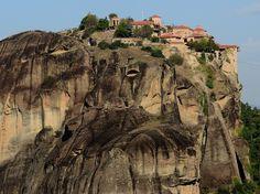 Meteora Monasteries - Meteora, Greece - Photo