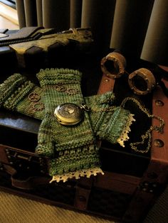 Ravelry: Ascasewwen's Reading in the Age of Steam