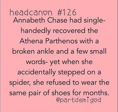 yep that's annabeth