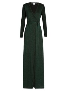 Click here to buy Diane Von Furstenberg Evelyn maxi dress at MATCHESFASHION.COM