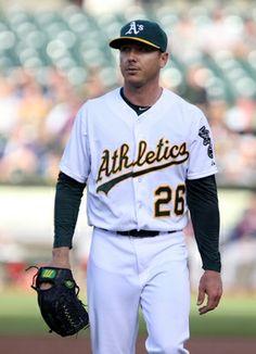 Oakland Athletics  Scott Kazmir