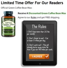 green coffee bean weight lose as seen on Dr. OZ