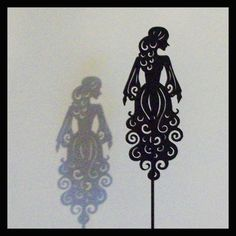 This was custom request I received some time ago. The task was to make shadow puppets of a pair of bookmarks I had designed in the past. The Ghost - Shadow Puppet Shadow Art, Shadow Play, Shadow Theatre, Puppet Theatre, Paper Art, Paper Crafts, Shadow Puppets, Finger Puppets, Stop Motion