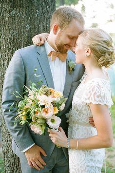 An At-Home Wedding in Hempstead, Texas