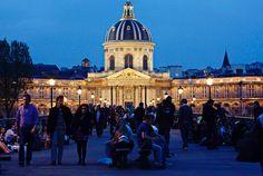 Parisian Date Ideas | Dry As Toast
