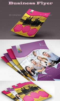 Business Flyer - http://www.codegrape.com/item/business-flyer/5139