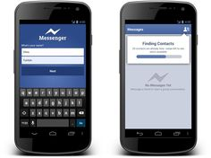 Android Messenger Facebook
