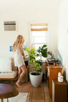 Urban Outfitters - Blog - About A Space: LA Garden Apartment