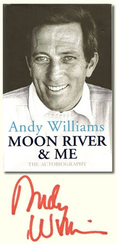 Andy Williams  ~  (1927 - 2012).  Bladder cancer.