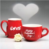 Great gift ideas for this Valentine's Day! Discount Mugs, Valentines Mugs, Travel Mugs, Ceramic Mugs, Tumblers, Coffee Mugs, Great Gifts, Ceramics, Gift Ideas