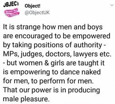 Isn't it horrifying Liberal Feminism, Politics, Smash The Patriarchy, Intersectional Feminism, Human Condition, I Cant Even, How I Feel, Sad Quotes, Thought Provoking