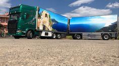 #megadecorazioni #santorografica #salerno decorazione camion. verticals: furgoni pubblicitari, auto pubblicitarie, decorazione mezzi speciali