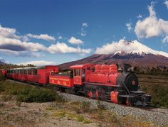 6 Days Historic Rute, Highlands and Coast by Train