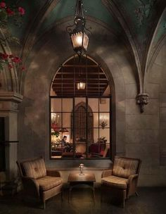 NSIDE NOW: The Chateau Marmont « Decor Arts Now