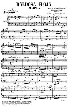 Baldosa floja. Milonga (1957)