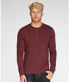 Threads 4 Thought Triblend Henley