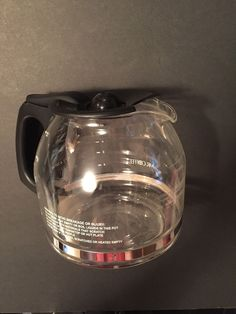Mr. Coffee 12 Cup Coffee Maker Replacement Carafe #MrCoffee