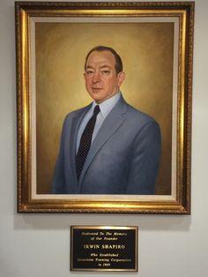 Securities Training Corporation's Founder, Irwin Shapiro.
