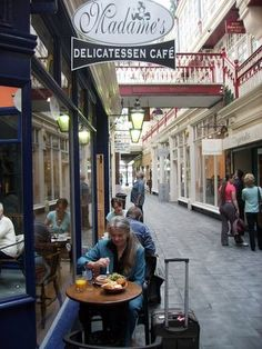 Cardiff, Wales. I was there as a teenager. My father lived in Wales for a few years and still had family there.