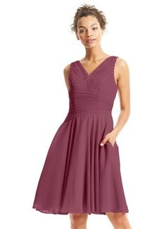 0395c3ec4e Mulberry   Pockets Bridesmaid Dresses