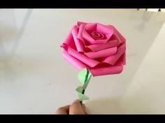 Basteln: Pop-Up Karten basteln mit Papier - DIY Geschenke: Bastelideen - YouTube