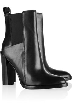 Alexander Wang | Thea leather Chelsea boots |