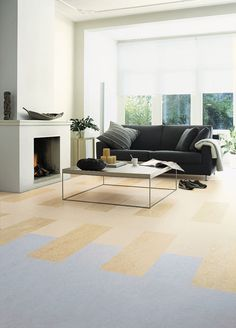 Forbo Marmoleum Click Classic - Eco-Friendly, Non-Toxic, All Natural, Linoleum Floating Flooring - Green Building Supply