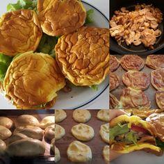 Kebab Brötchen
