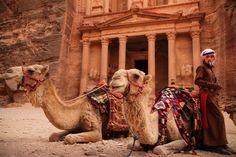 Al-Khazneh Treasury, Petra, Jordan | by PnP!