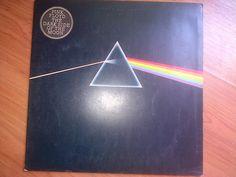 Pink Floyd,dark side of the Moon,UK 2nd,SHVL804,vg,Garrod/Lofthouse,#pinkfloyd #ExperimentalRockProgressiveArtRock