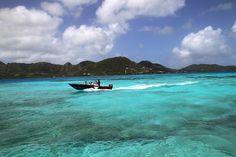 Cayo Cangrejo, San Andrés Isla, un lugar increíble!  http://www.sanandresislas.com.co/planes-y-paquetes-turisticos-san-andres
