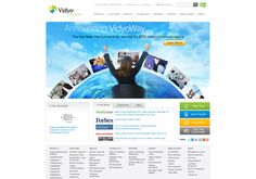 Vidyoway - Free HD videoconferencing for up to 9 people which works across standard PCs, mobile units and legacy systems - http://info.vidyo.com