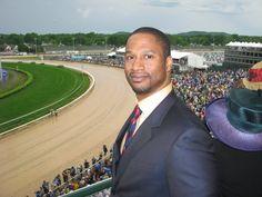 My client attending the Kentucky Derby.