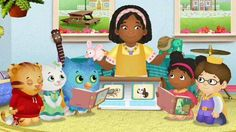 Social-Emotional Development and Academic Success using Daniel Tiger Lesson Plans:  Includes Strategy Song and Activity!