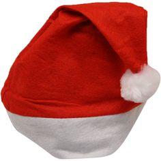 Bulk Christmas Santa Hats Fancy Dress Xmas Party Santa Claus Red Wholesale