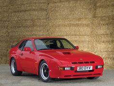 1981 Porsche 924 Carrera GT-Stick a vette engine it!