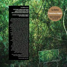 """La foresta pluviale della Costa Rica è un autentico caleidoscopio di suoni. Assoluta protagonista de """"La Selva"""" di Francisco López è la natura."""