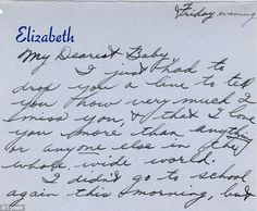 Wwii Handwritten Love Letter To Eileen By Zoeamaris On Etsy
