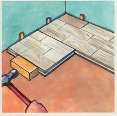 Cómo instalar parquet flotante | Diseño de Interiores Ideas y Colores