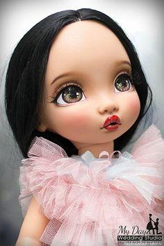 Красивые мейки кукол Disney Princess / ООАК Принцессы Диснея, Disney Princess / Бэйбики. Куклы фото. Одежда для кукол Sugar Skull Makeup, Sugar Skull Art, Disney Princess Dolls, Disney Dolls, Doll Makeup, Costume Makeup, Vintage Witch, Vintage Halloween, Painting Tattoo