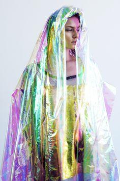 VIKA #3 - Natalie Armin #iridescent