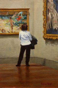 Pauline Roche - Oil Paintings
