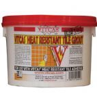 VITCAS Heat Resistant Tile Grout